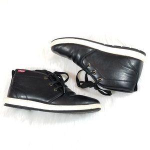 Levi Strauss & Co Black Men''s Sneakers